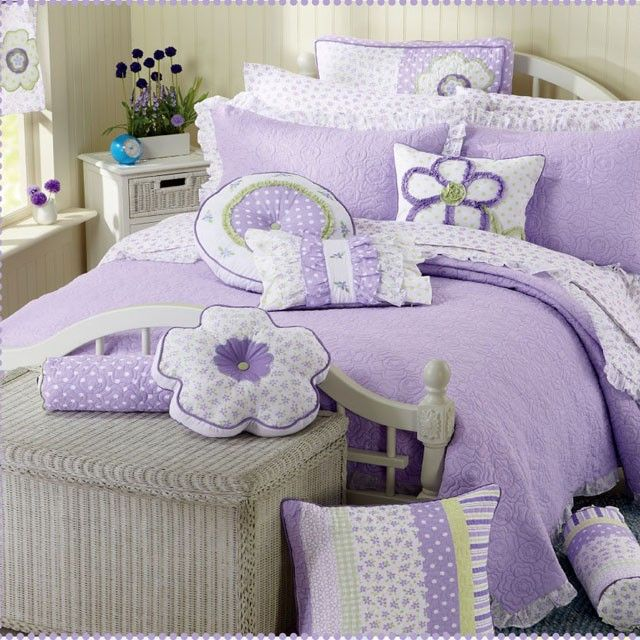 Pin By Kristen Canler On Purple With Images Purple Crib