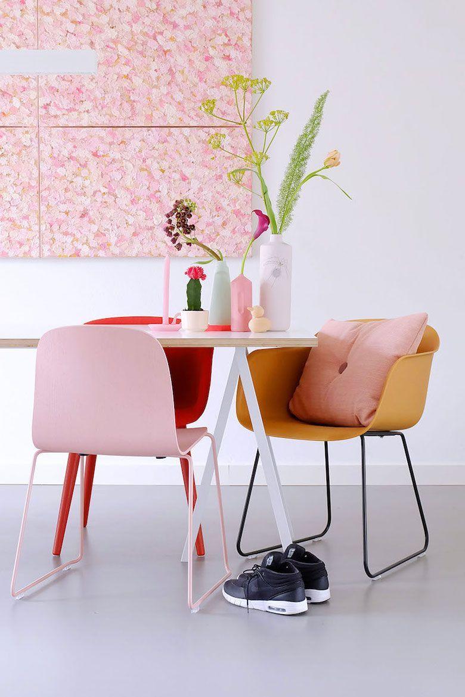 10 combinaciones de mesas y sillas para el comedor | Salones
