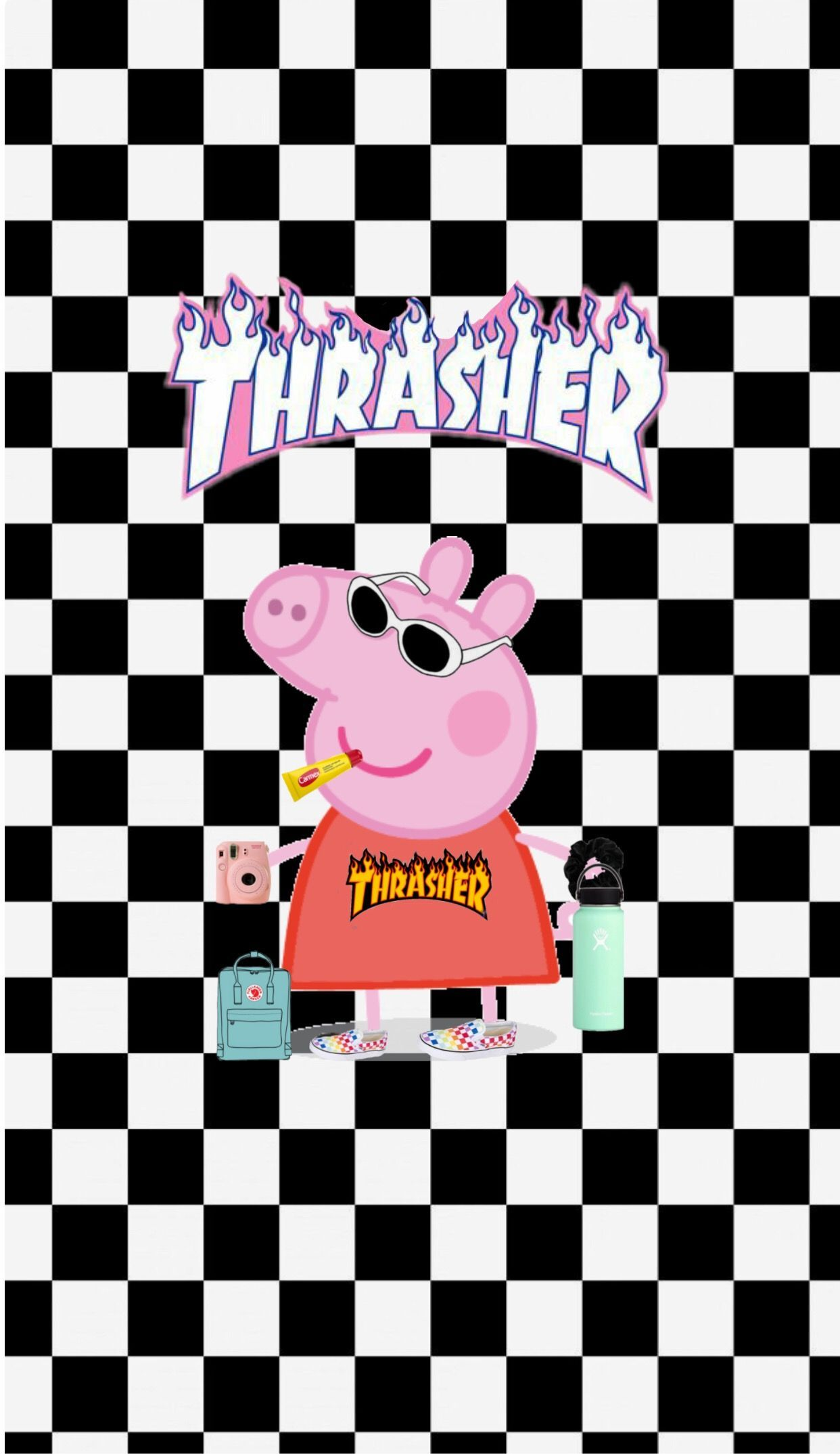 Peppapig Pig Wallpaper Wallpaper Iphone Cute Peppa Pig Wallpaper