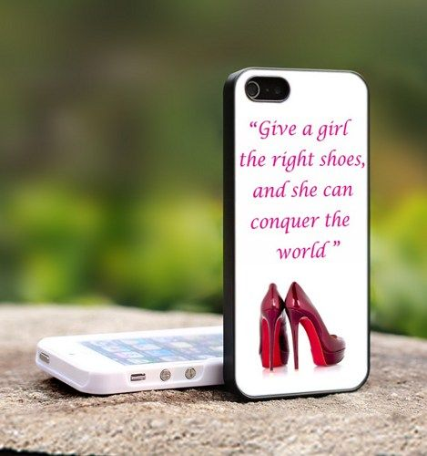 Marilyn Monroe Quote - For iPhone 5 Black Case Cover | TheCustomArt - Accessories on ArtFire