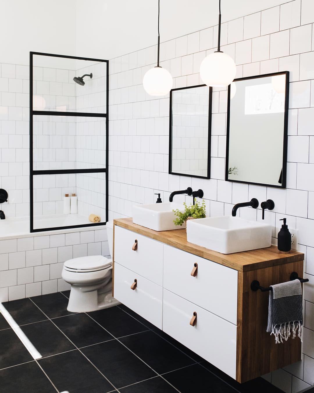 Mtnside Home On Instagram Anyone Can Make A Stunning Bathroom On A Mega Budget Because The Sky S Bathroom Addition Bathroom Interior Design Bathroom Interior