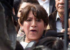 Delfina Gómez no pudo con la inseguridad y la pobreza de Texcoco