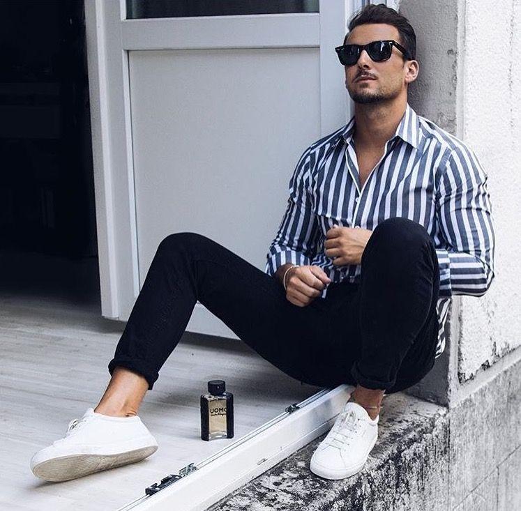 Calçados masculinos e o look adequado para o estilo negro