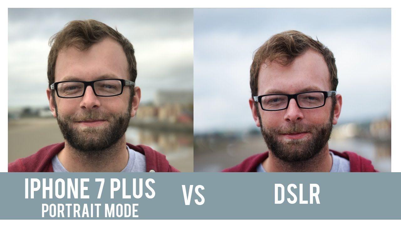 Dslr vs iphone