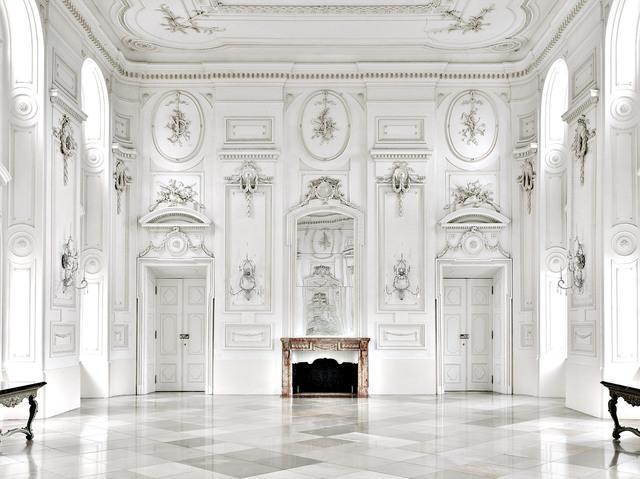 Massimo Listri Palazzo Schloss Hof I, Vienna, Austria