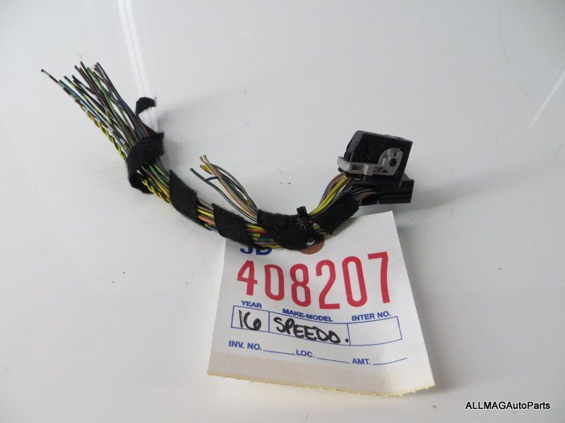 2002-2008 Mini Cooper Speedometer Wire Harness (R50, R52, R53) 16 ...