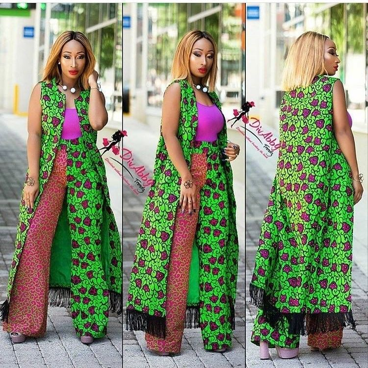 There are many ways to enable oneself beautiful with an Ankara fabric, Even if you are thinking of what to make and slay with an latest asoebi styles. Nigerian Yoruba dress styles for outings arrive in a lot of patterns and designs.   The African Fabrics beauty of this print is that it comes in many designs and textures. Ankara will permit you create a get along with of any fabric without losing the  African Ankara dresses  flair. #nigeriandressstyles There are many ways to enable oneself beauti #nigeriandressstyles