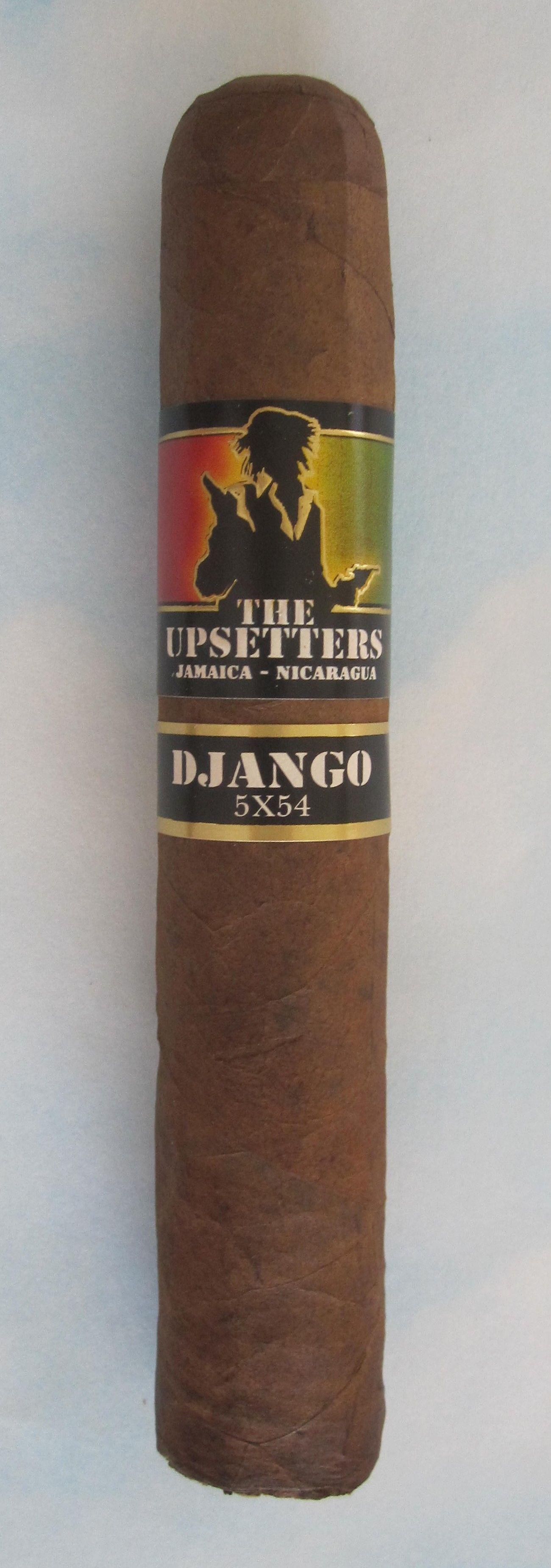 The Upsetters Django Cigar