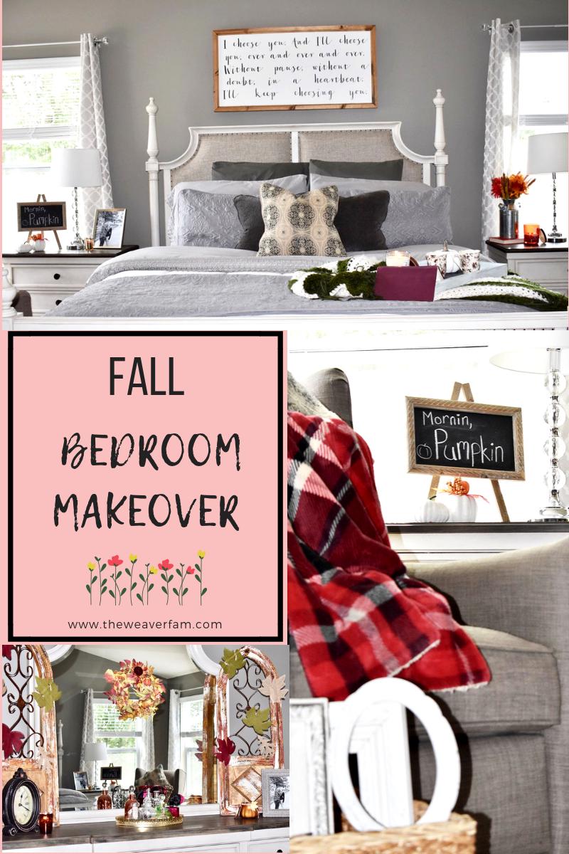 fall bedroom makeover.png | **Bloggers on Pinterest** | Pinterest ...