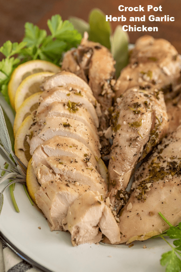 Garlic And Herb Whole Chicken In The Crock Pot  Recipe -4903