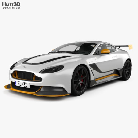 Aston Martin V12 Vantage GT3 2015 (With Images)