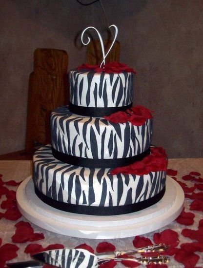 birthdaycakesforteengirls Zebra Birthday Cakes For Girls