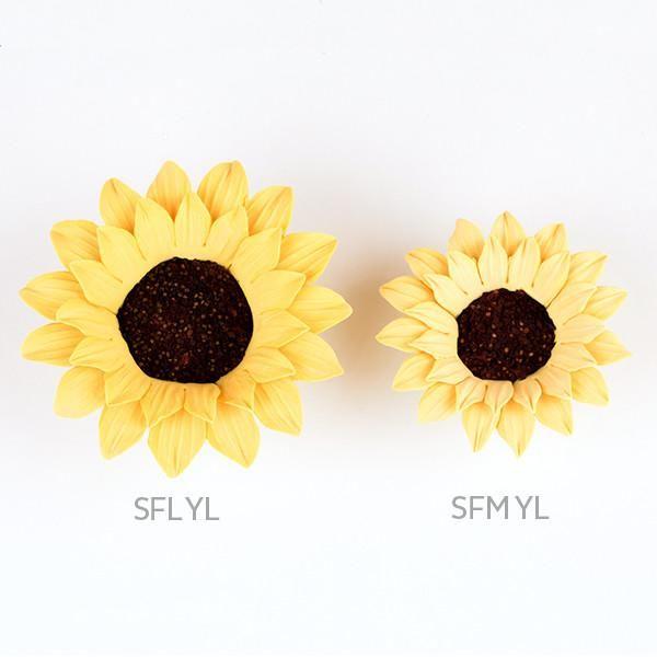 Medium Sunflowers | Pinterest | Sunflowers, Cake supplies and ...
