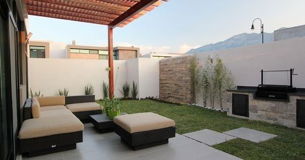Image result for patios peque os modernos my dream for Jardines de patios modernos