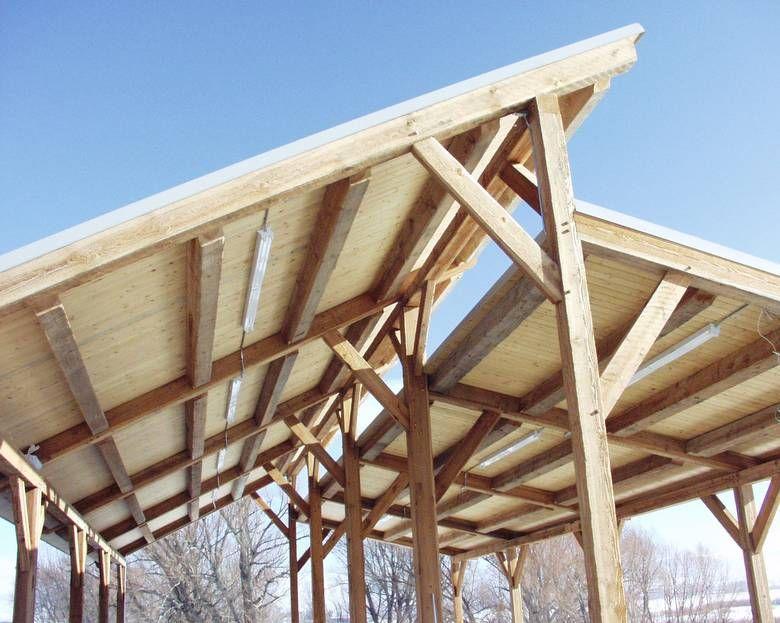 Split Roof Design Trestlewood Ii Roof Design Roof