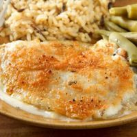 Photo of Easy Italian Tilapia Parmesan