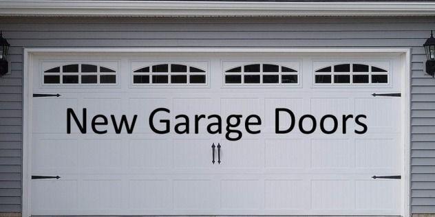 5 Question To Ask Yourself Before Buying A New Garage Door In 2017 Garage Door Opener Repair Services Fort Collins