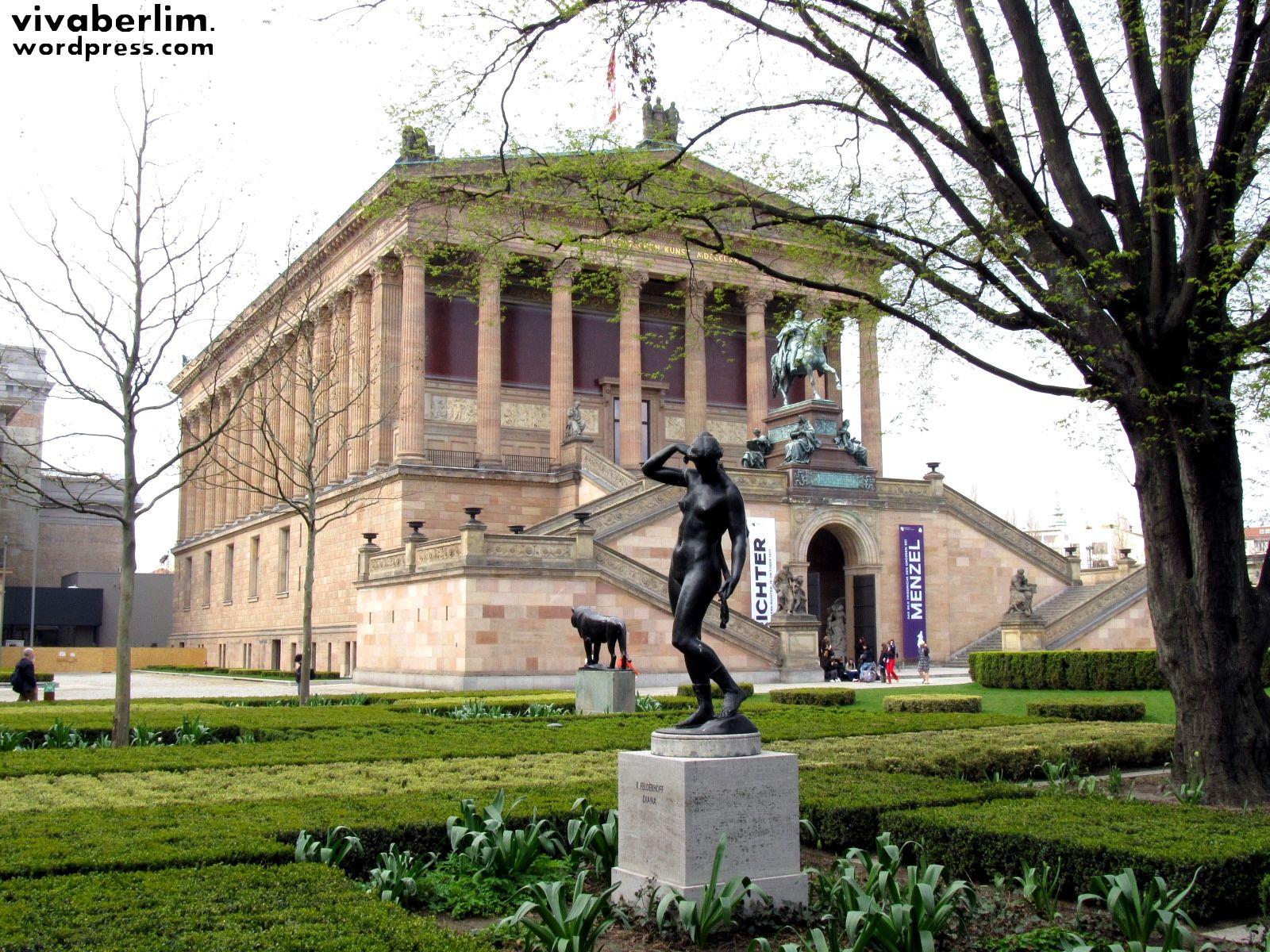 Agenda Berlim | Ilha dos Museus