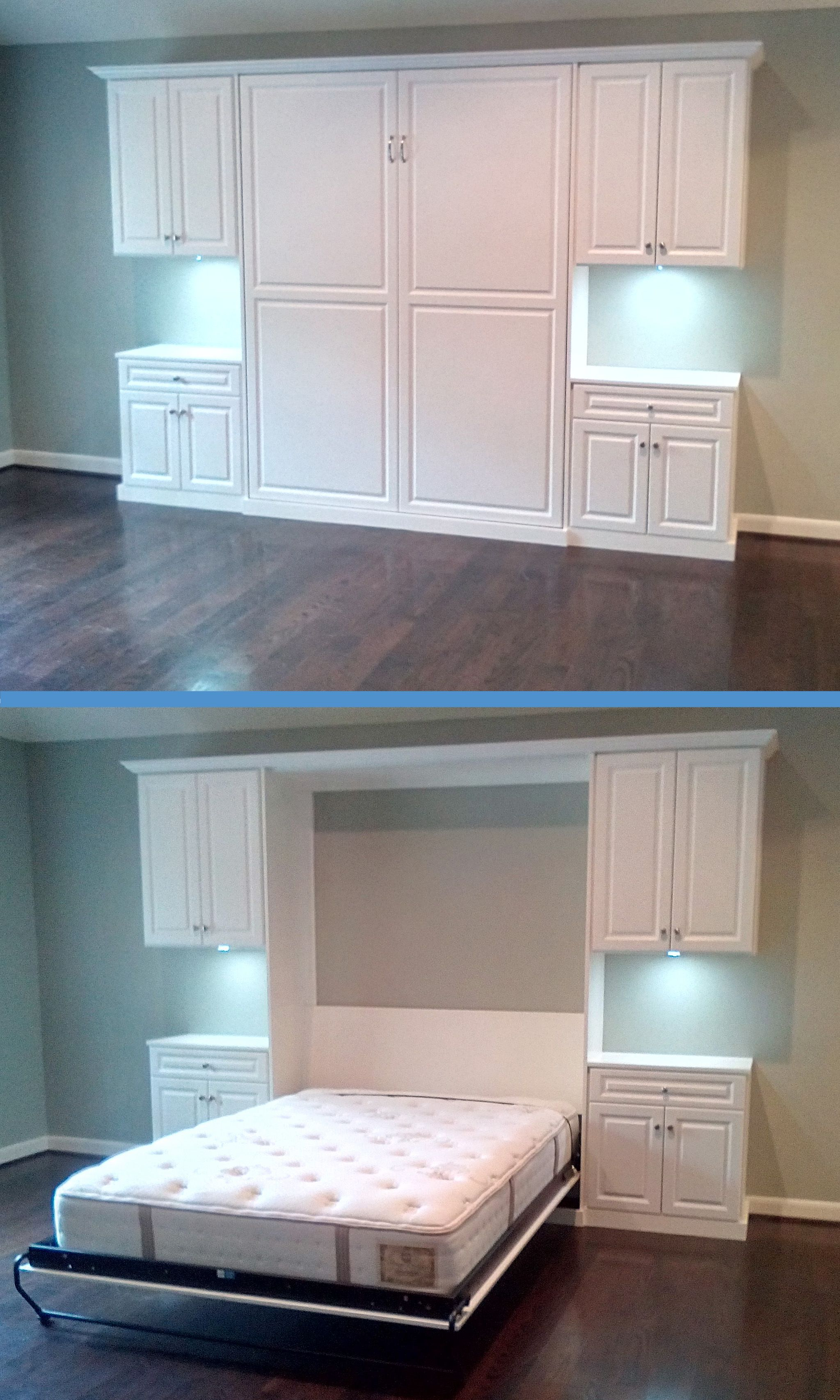 Murphy Beds are a great addition to any home Add an extra bedroom