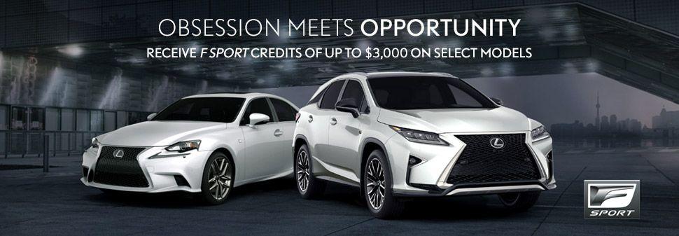 Open Road Lexus Richmond >> Promotions Openroad Lexus Richmond Premium Promotions