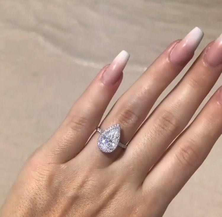 Tear Drop Engagement Ring Tear Drop Engagement Ring Wedding Rings Teardrop Buy Wedding Rings