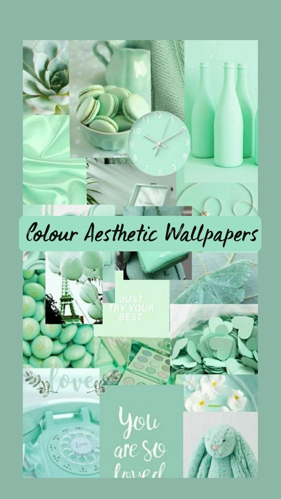 Colour Aesthetic Wallpapers