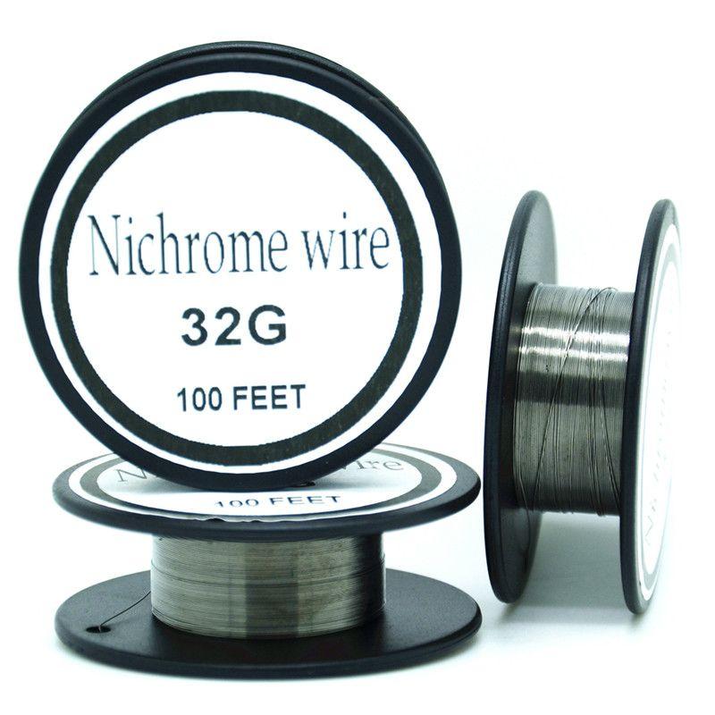 Nichromdraht 32 gauge 100 ft 0,2mm cantal widerstand widerstand awg ...
