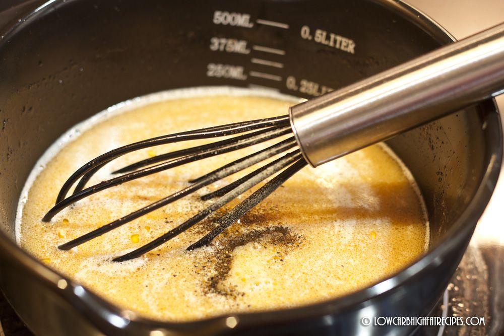 Brown Butter Cream sauce The Perfect Keto Sauce Recipe