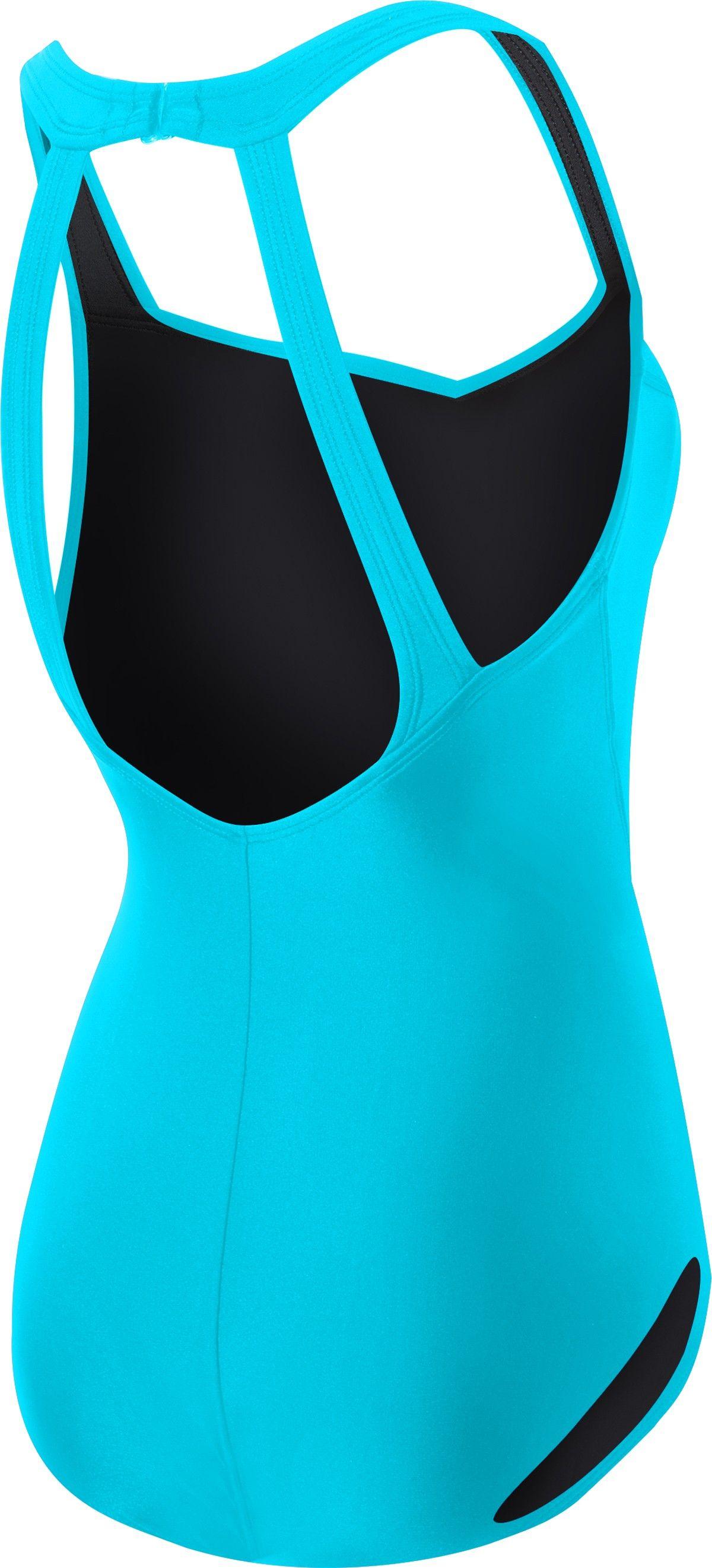 5286769c152c3 Women s Solid Halter Controlfit Swimsuit