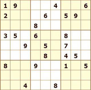 Sudoku para imprimir  Imprimibles  Pinterest  Imprimibles