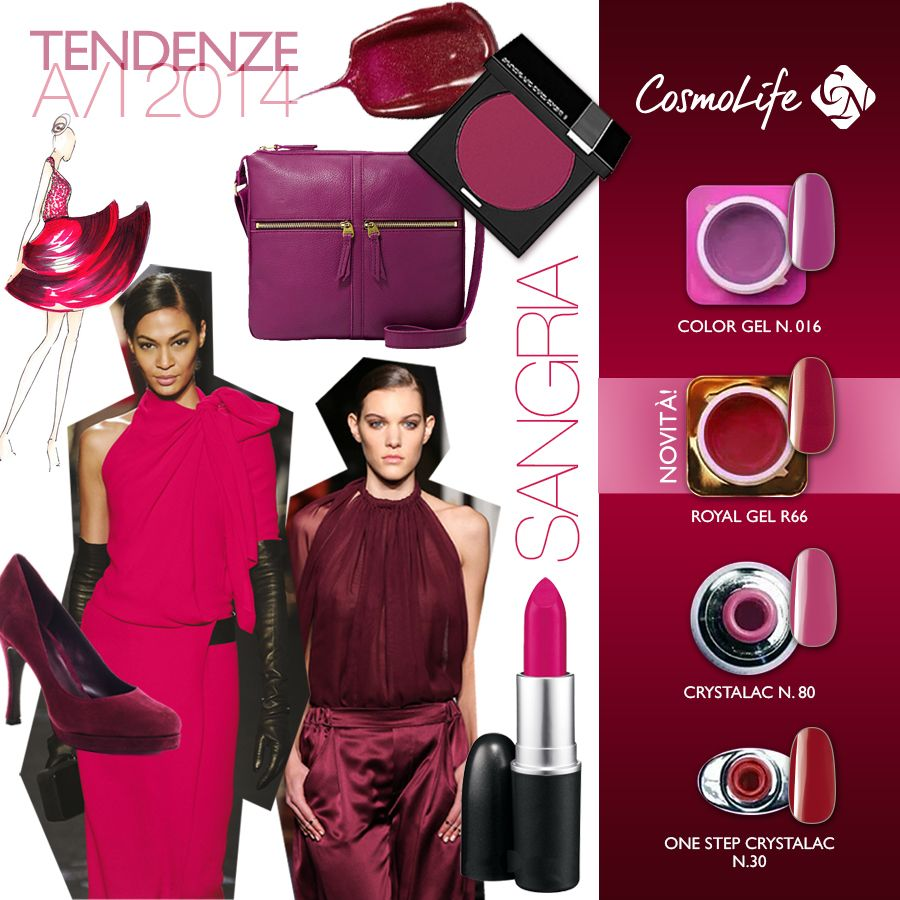 #trend2014 #autunnoinverno #rossosangria #royal