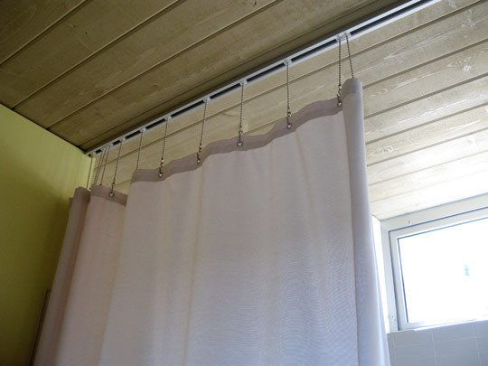 Hospital Hardware For Hanging Shower Curtains With Images