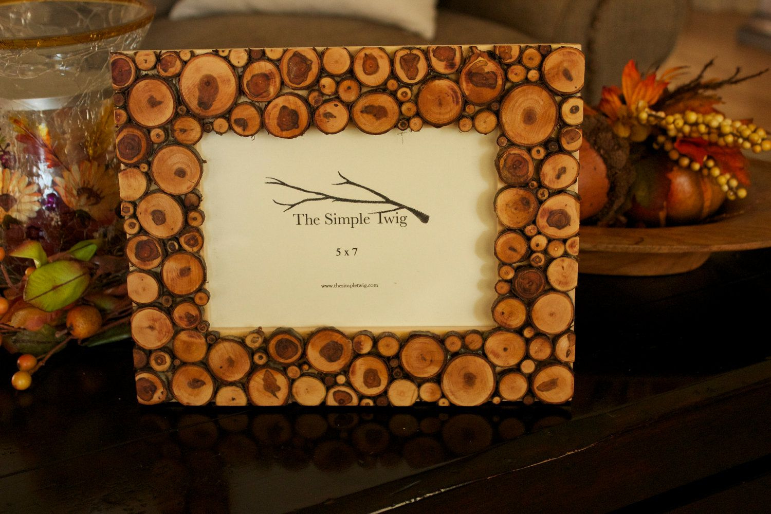 x cherry twig picture frame for the home pinterest