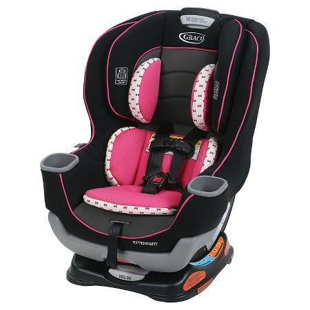Graco Baby Extend2fit 65 Convertible Car Seat Target