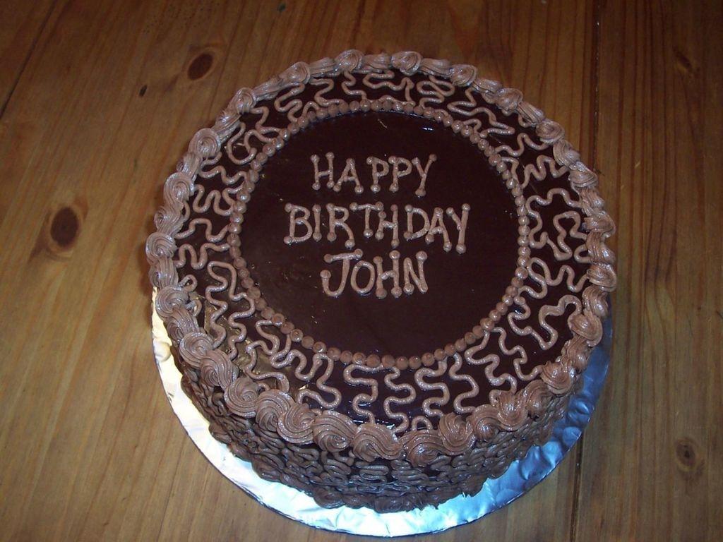 Image result for Happy Birthday john cake