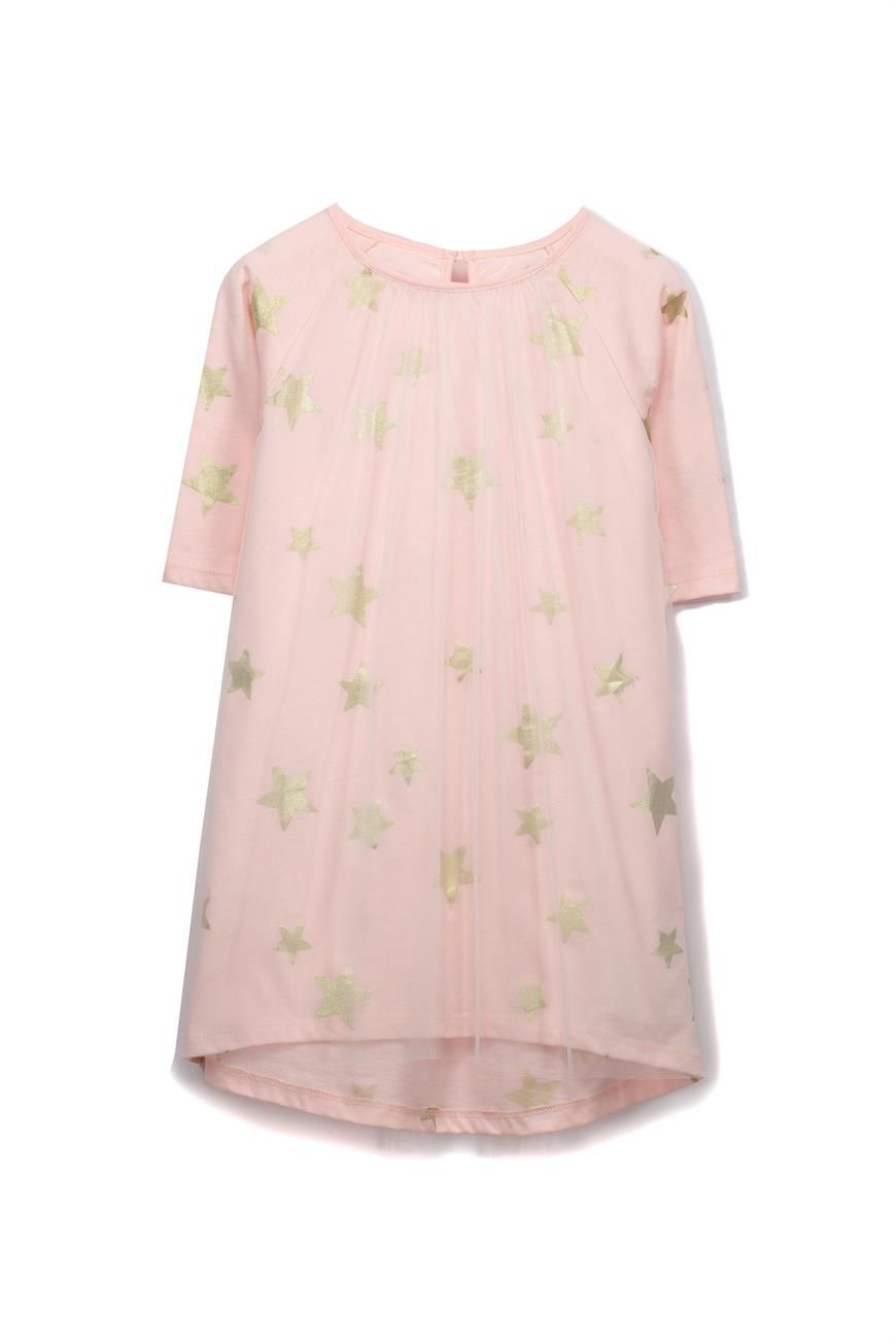 Girls Leoni Tulle Dress from Cotton:On