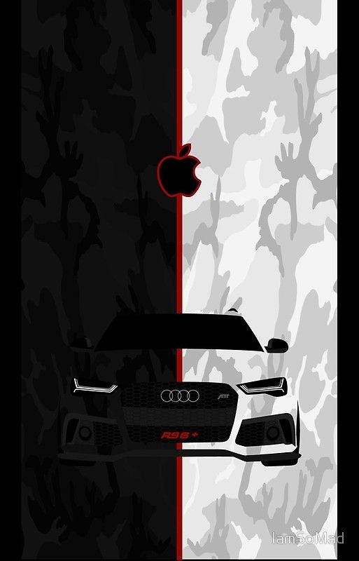 Audi Rs6 Abt Iphone Case Iphone 11 Soft By Iamsomad Audi Rs6 Audi Wallpaper Audi