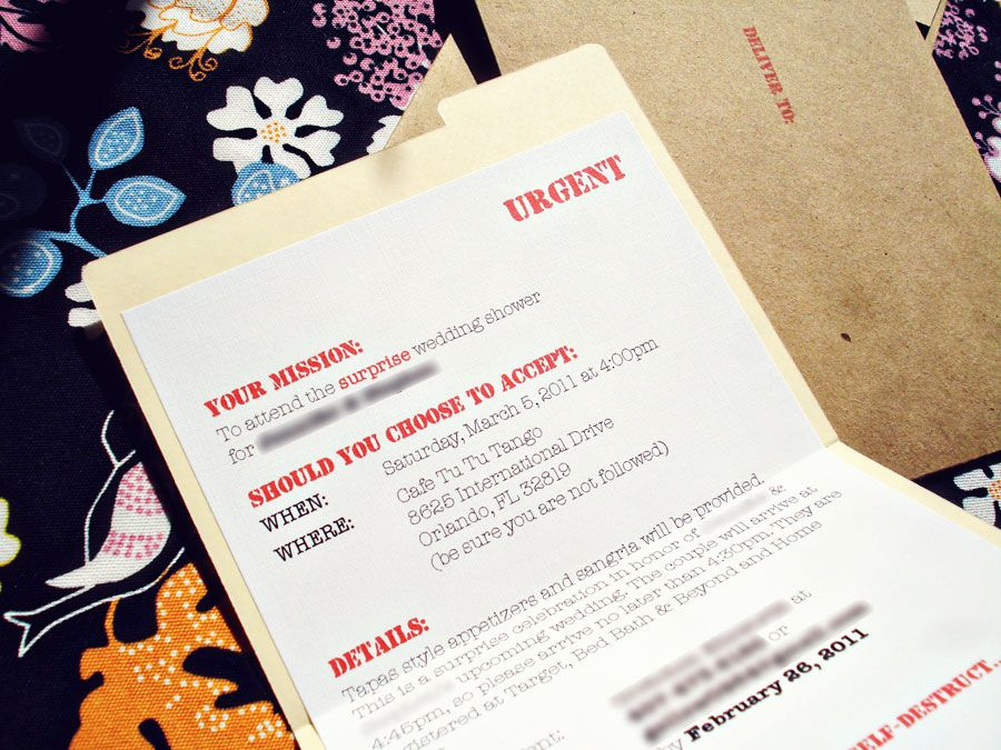I really like this Top Secret party invites I may have to – Top Secret Party Invitations