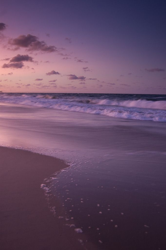 Tumblr Backgrounds Resources Beach Tumblr Purple Beach Outdoor