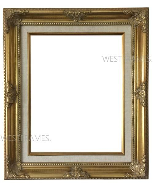 Traditional Ornate Picture Frame