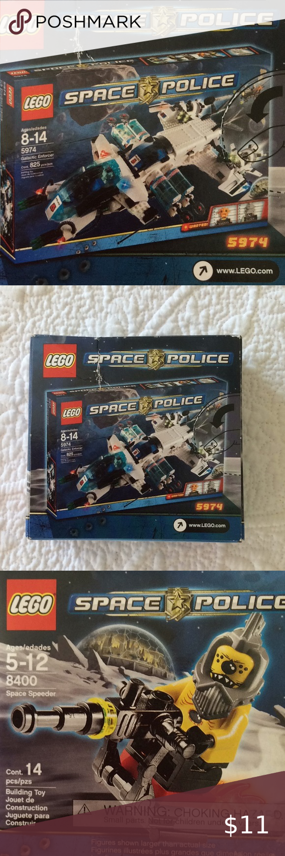 Lego Space Police 8400 Nib Lego Space Police Lego Space Lego For Kids [ 1740 x 580 Pixel ]