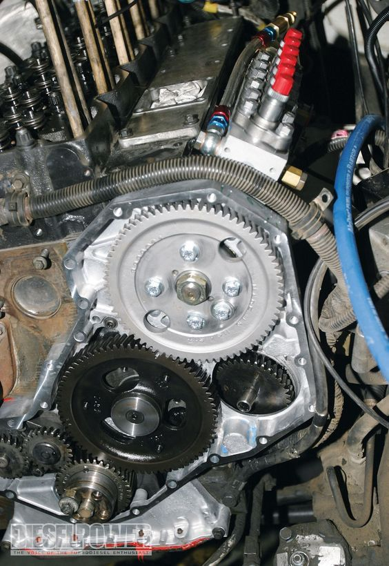 Read About The Installation Of A 24 Valve Scheid Built Bosch P7100 Injection Pump On A 2001 Dodge Ram 2500 Only On D Cummins Cummins Engine Expedition Vehicle