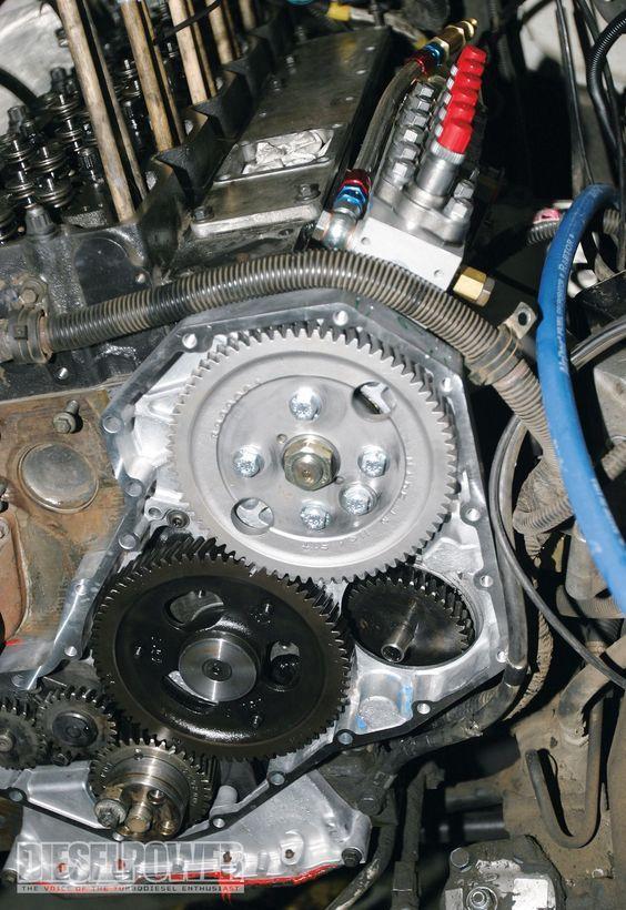 Read About The Installation Of A 24 Valve Scheid Built Bosch P7100 Injection Pump On A 2001 Dodge Ram 2500 Only On Dieselp Dodge Diesel Cummins Engine Cummins