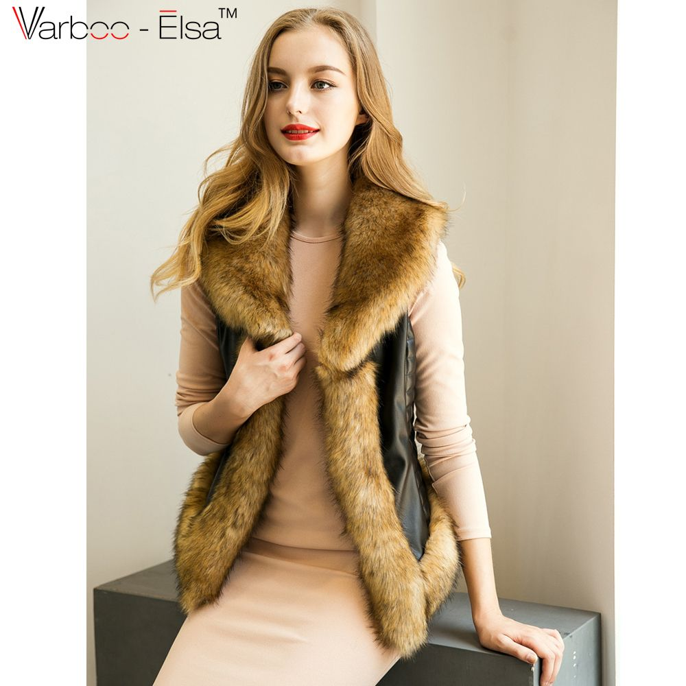 5bb552866d08 https   www.aliexpress.com store product VARBOO-ELSA-2016-New-autumn-winter -fox-fur-vest-faux-fur-vest-women-black-jacket-mink 230569 32758926803.