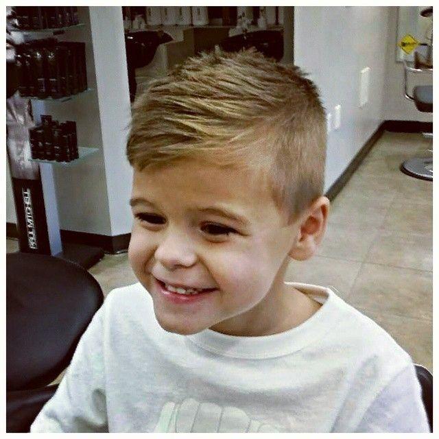 Pin de Jessica Ray Bauman en Boys hair Pinterest Cortes de niños
