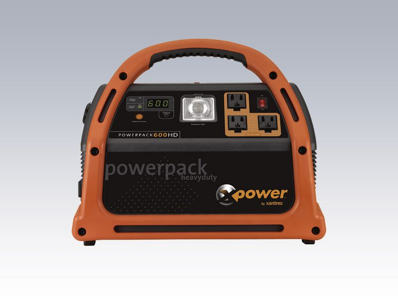 2manytoyz - Xantrex Powerpack 600 HD Battery Replacement