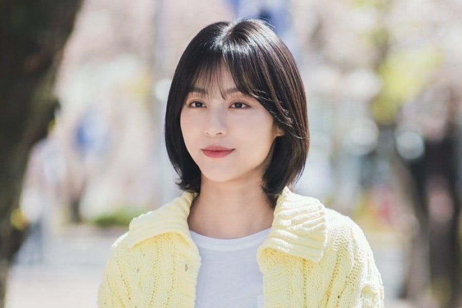 Kang Min Ah Is A Relatable College Student In Upcoming Webtoon-Based Drama With Park Ji Hoon