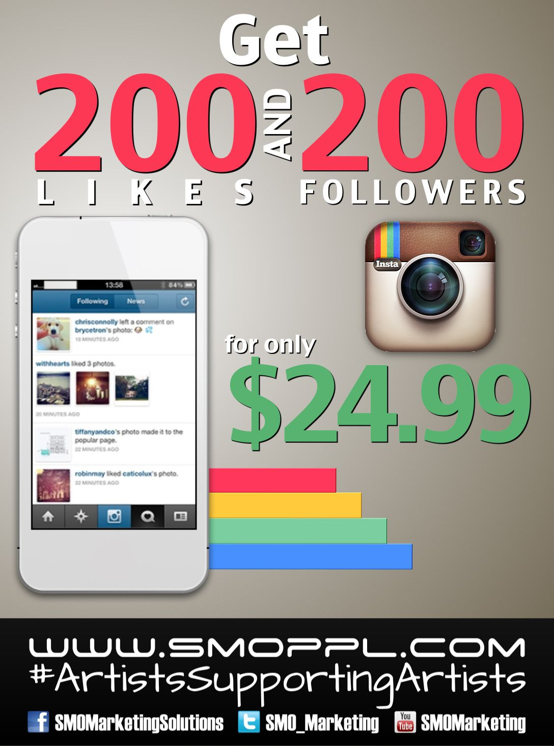 Pin by Smo Guru on Services Instagram likes, followers