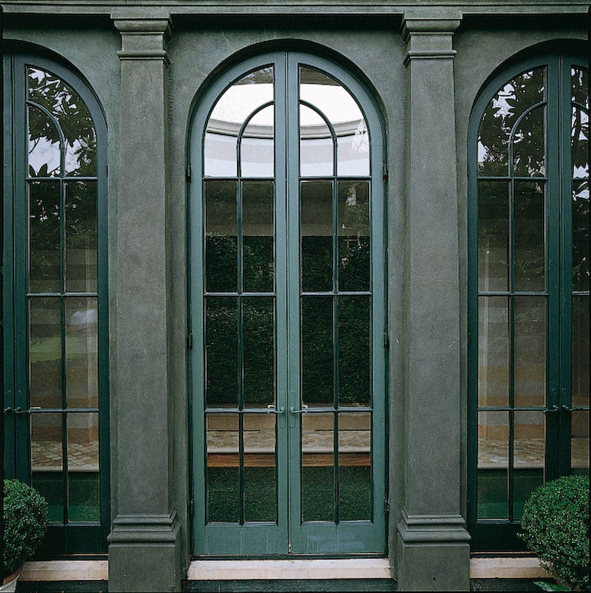 Anouska Hempel Design Architects Interior Design Landscapes Product Design And Furniture Arched Doors Front Doors With Windows Windows And Doors