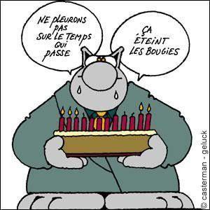 bon anniversaire dessin humour